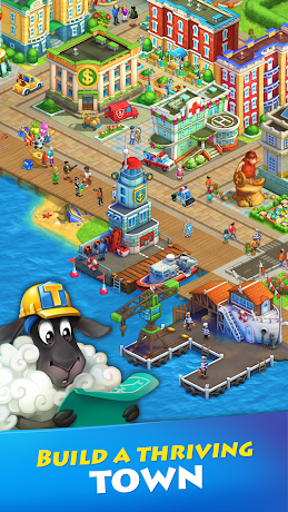 Township 4.5.0 (Mod Money) Apk