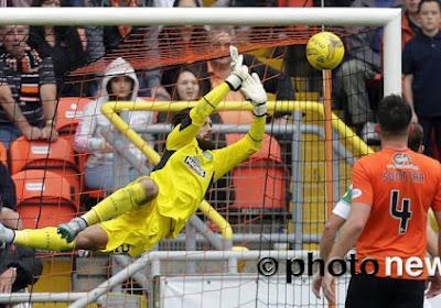 Daarom stond Logan Bailly (verrassend) in doel bij Celtic