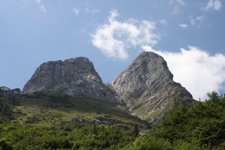 Alpi Carniche di BrainHell