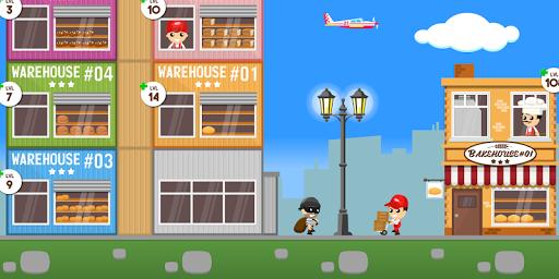 Tycoon Bakehouse - jeu Clicker ralenti  captures d'écran 3