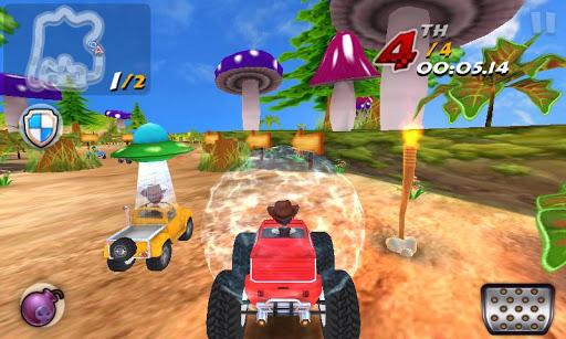 Kart Racer 3D screenshot 2