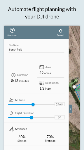 DroneDeploy - Mapping for DJI by DroneDeploy (Google Play