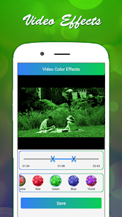 Color Video Effects, Add Music, Video Effects 5