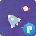GoGo Space Launcher Theme icon