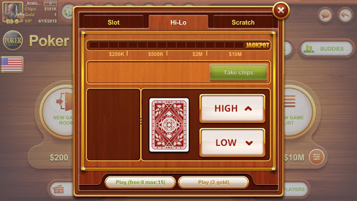 POKER BY FORTEGAMES 0.0.36 screenshots 3