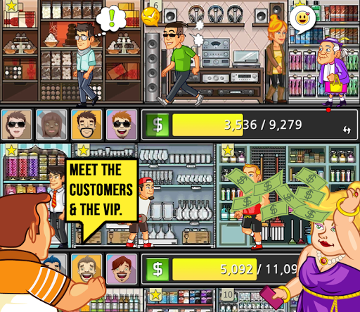 Mega Store Manager: Business Idle Clicker 1.0.62 screenshots 3
