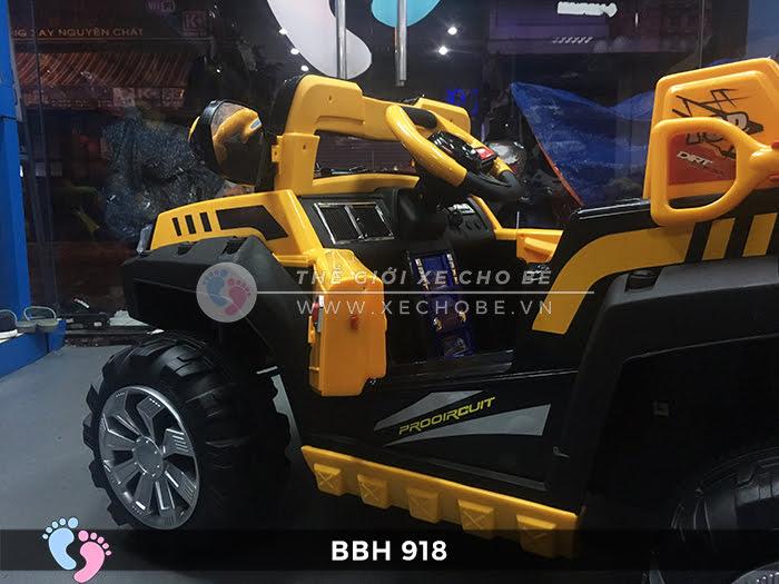 Xe ô tô điện trẻ em BBH-918 8