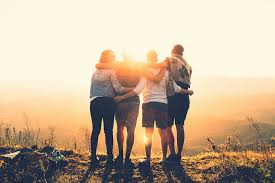 How Good Friends Are Good For Your Health : Shots - Health News : NPR