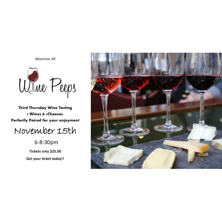Logo for The Art of Pairing Wines & Cheeses