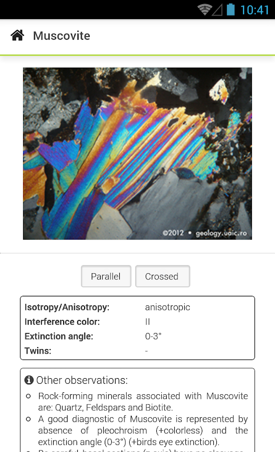 mvpm for minerals and rocks android apps on google play Someone Looking Througth a Microscope Microscope Slide