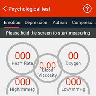 Emotion Test - Psychology Test- screenshot