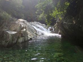 Photo: 大釜の3m滝