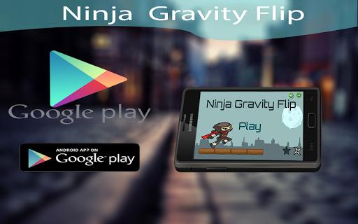 Ninja Gravity Flip