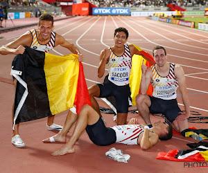 Thibau Nys is zijn record kwijt op de 1.500 meter, maar niet aan loper Dylan Borlée