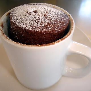 5 Minute Xocai Chocolate Mug Cake