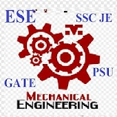 Mechanical Engineering (GATE, RRB JE, SSC, ESE,)