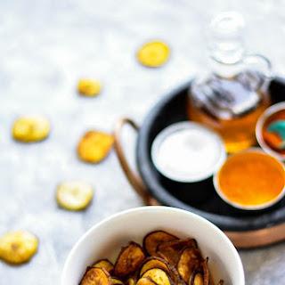 Spiced Banana Chips Recipes