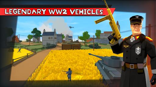 Raidfield 2 - Online WW2 Shooter apkpoly screenshots 13