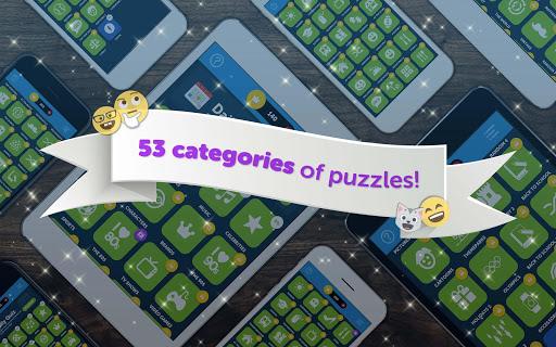 Crossword Quiz - Crossword Puzzle Word Game! apkmr screenshots 16