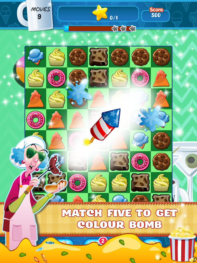 Hallmark Maxine's Snack Attack- screenshot