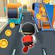 Subway Ryan Rush Runner 3D