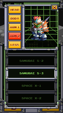 android Combine Robot Screenshot 6