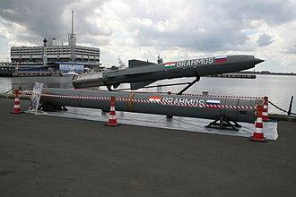 Image result for BrahMos in Navy