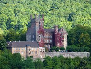 Photo: Mittelburg Neckarsteinach