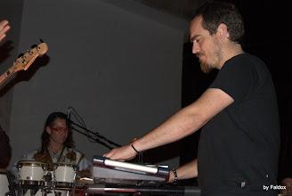Photo: Michel Suaréz y Raúl Fernández.
