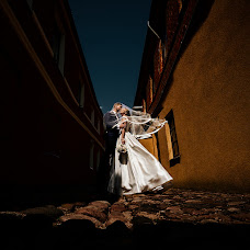 Wedding photographer Donatas Ufo (donatasufo). Photo of 06.01.2019