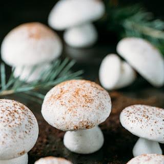 Meringue Mushrooms
