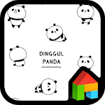 DinggulPandaDodolLauncherTheme