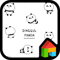 DinggulPandaDodolLauncherTheme icon