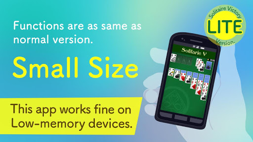 Solitaire Victory Lite - Free apkpoly screenshots 1