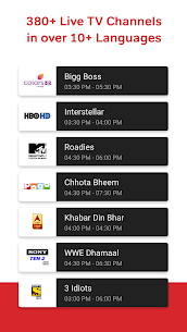 Airtel Xstream (Airtel TV): Live TV, Movies, Shows apk download 4