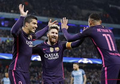 Après Neymar, Messi orphelin de Suarez