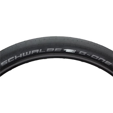 "Schwalbe G-One Speed Tire: 29 x 2.35"", Folding, EVO, OneStar, SnakeSkin, Tubeless"