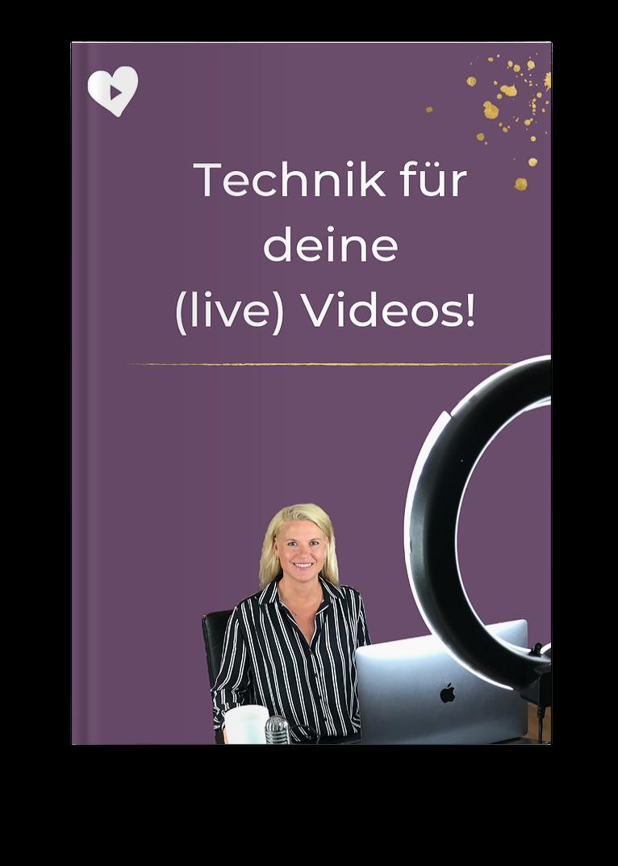 Technik für deine (live) Videos!