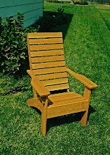 Photo: Adirondack Chair