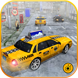 Driving Car Simulator - Best Taxi Game 2017