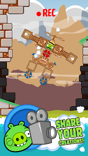 Bad Piggies HD screenshot 04
