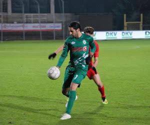 Mohamed Dahmane is nu speler/voorzitter van ... La Louvière