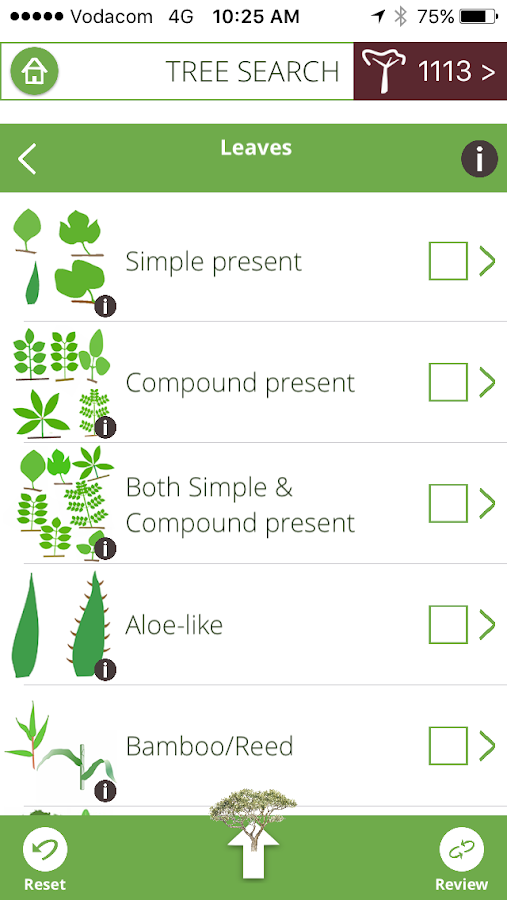 TheTreeApp SA- screenshot