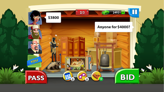 Bid Wars – Storage Auctions and Pawn Shop Tycoon Mod Apk Download For Android and Iphone 6