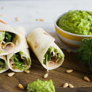 Turkey Pesto Wraps Recipes