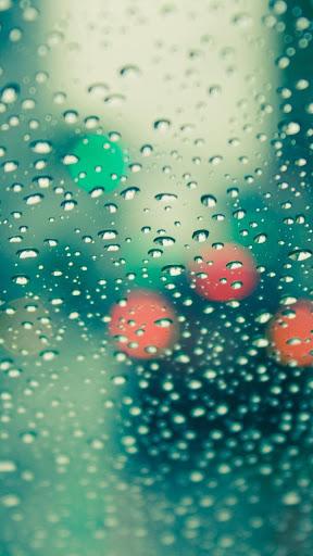 Rain Lock - Slide To Unlock