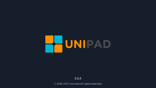 UniPad 3.5.0 screenshots 1