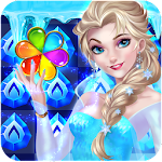 Ice Princess Jewel Deluxe Icon
