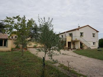 maison à Saint-Quentin-la-Poterie (30)