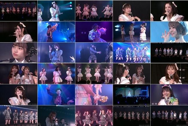190803 (720p) AKB48 チーム8 湯浅順司「その雫は、未来へと繋がる虹になる。」公演 吉川七瀬 & 左伴彩佳 生誕祭